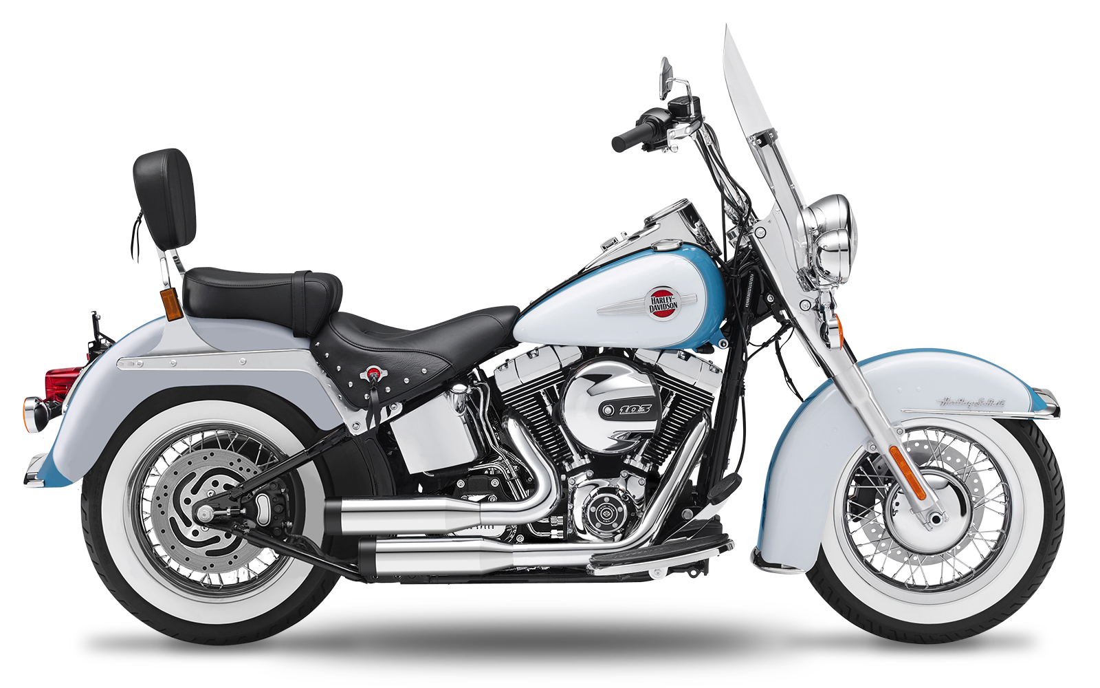 Softail - Heritage Classic - TC103 - 2012-2016 - Complete systems