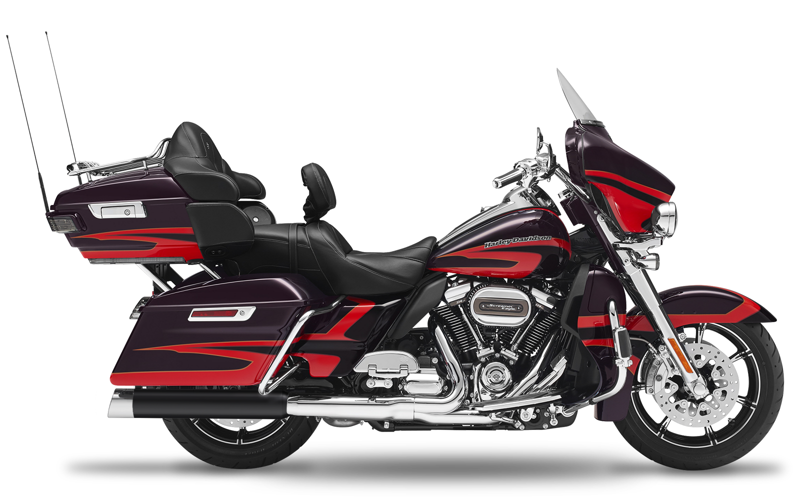 Touring - Electra Glide Standard - ME107 - 2019-2020 - Slipons