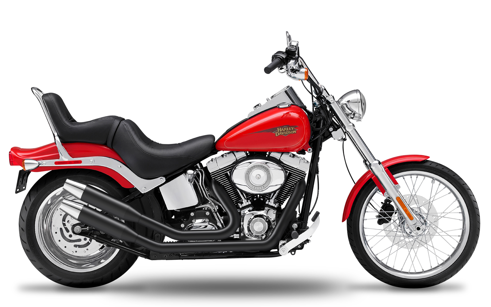 Softail - Springer - TC88 - 2000-2006 - Complete systems