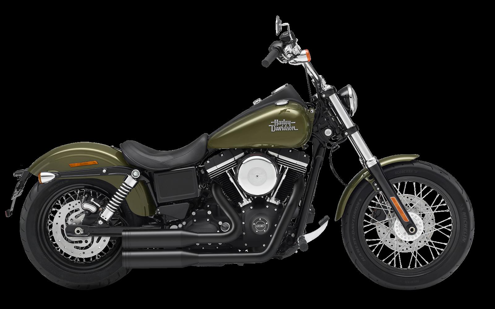 Dyna - Low Rider - TC96 - 2007-2008 - Komplettanlage verstellbar