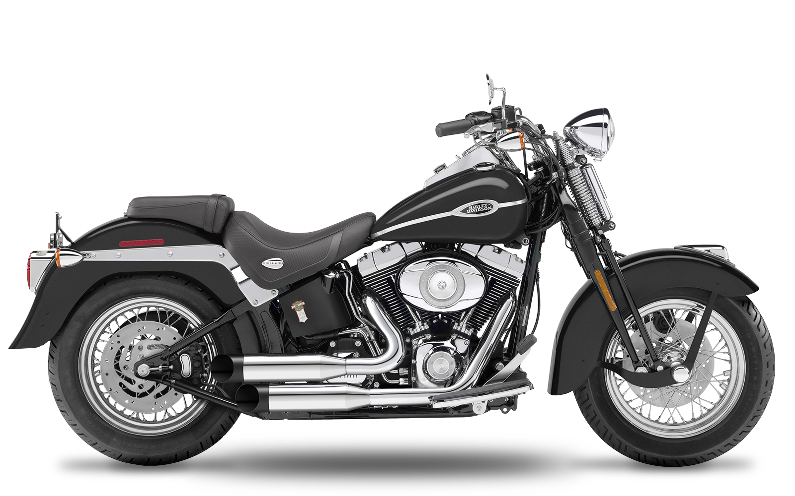 Softail - Springer Classic - TC96 - 2007-2011 - Complete systems adjustable