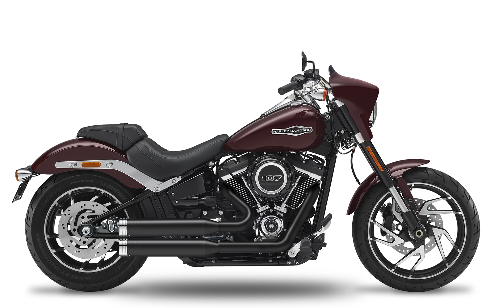 Softail - Sport Glide - ME107 - 2018-2020 - Complete systems adjustable