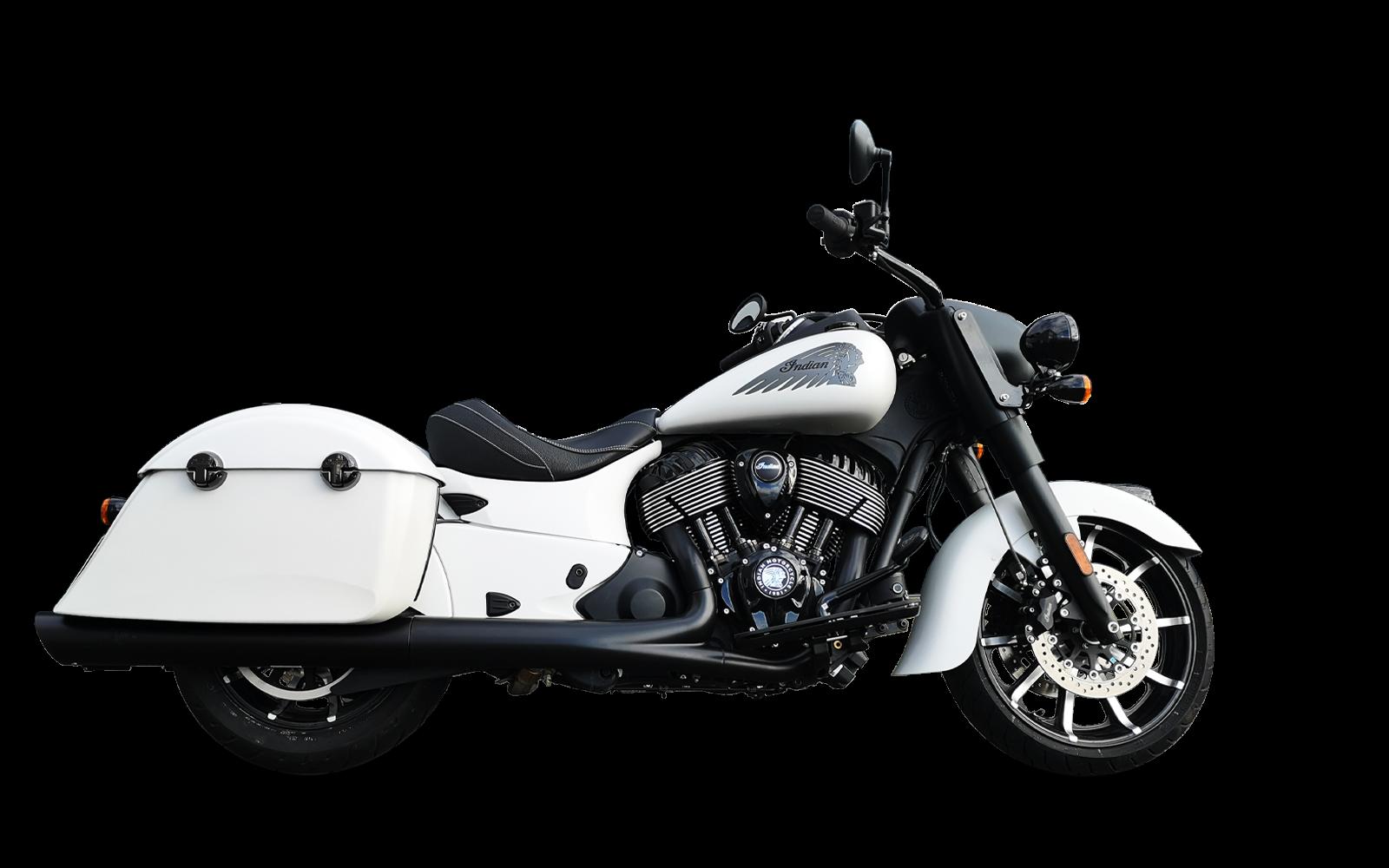Bagger - Chieftain Dark Horse - TS116 - 2020 - Endtöpfe