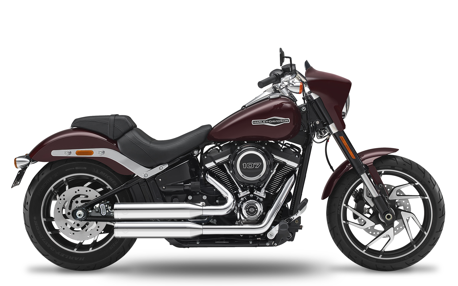 Softail - Sport Glide - ME107 - 2021 - Complete systems