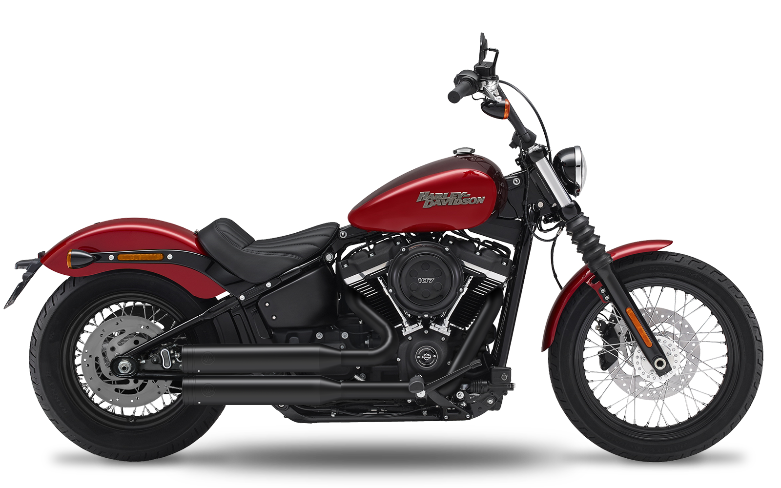 Softail - Standard - ME107 - 2021 - Complete systems adjustable