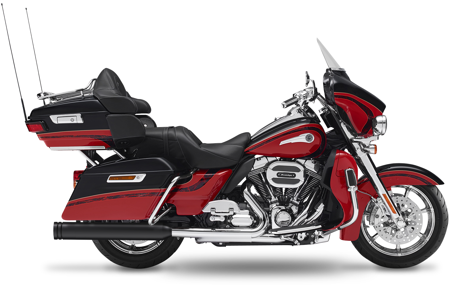 CVO - CVO Road King - TC110 - 2014 - Endtöpfe