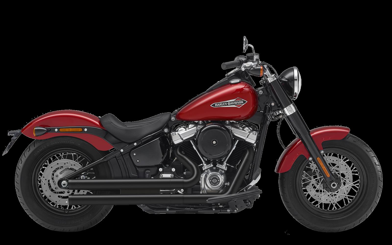 Softail - Low Rider - ME107 - 2018-2020 - Komplettanlage