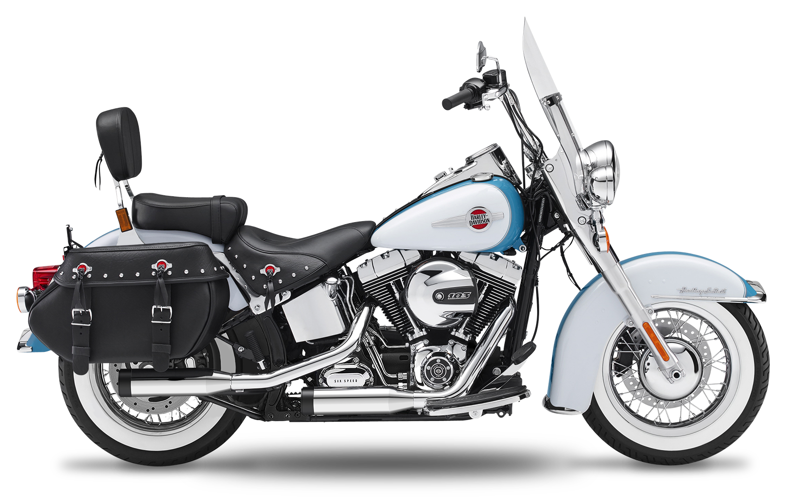 Softail - Heritage Classic - Evolution - -1999 - Slipons