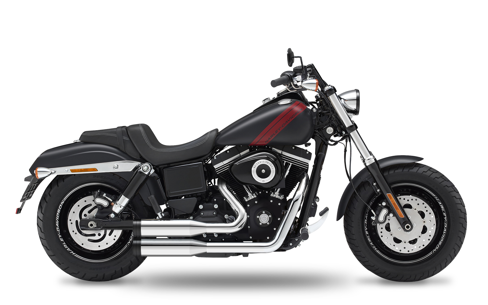 Dyna - Fat Bob - TC103 - 2017 - Complete systems