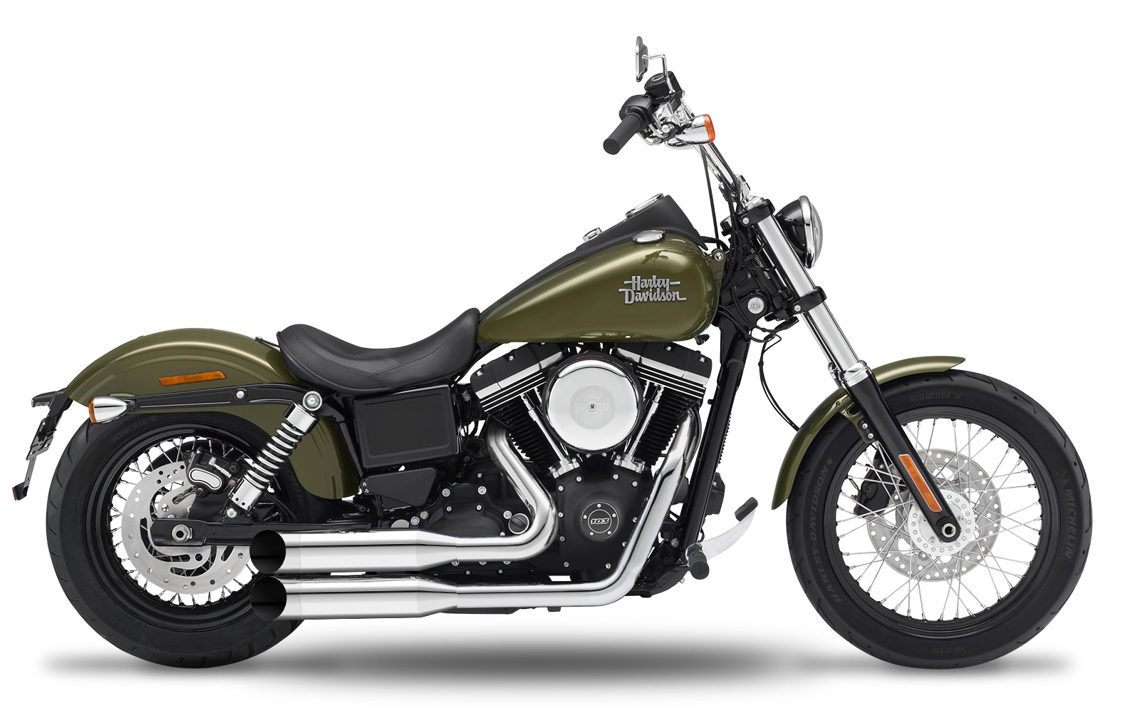 Dyna - Wide Glide - TC96 - 2007-2008 - Complete systems