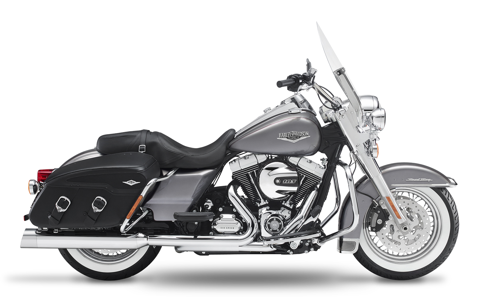 Touring - Road King Custom - TC96 - 2007-2008 - Endtöpfe