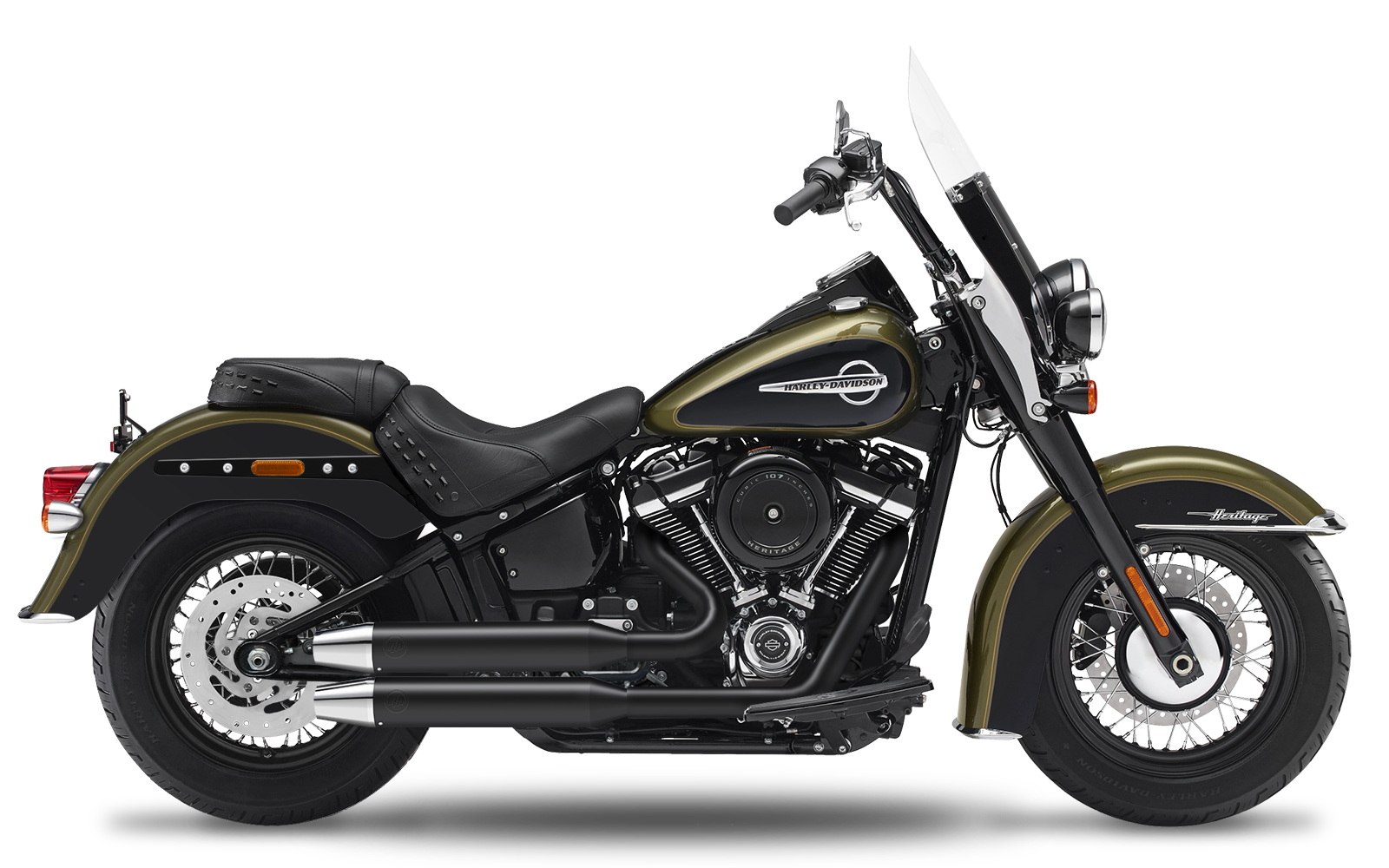 Softail - Heritage Classic - ME107 - 2021 - Complete systems