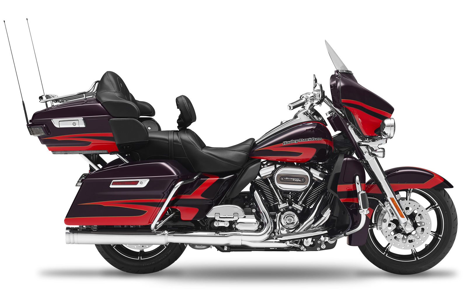 Touring - Electra Glide Standard - ME107 - 2021 - Slipons