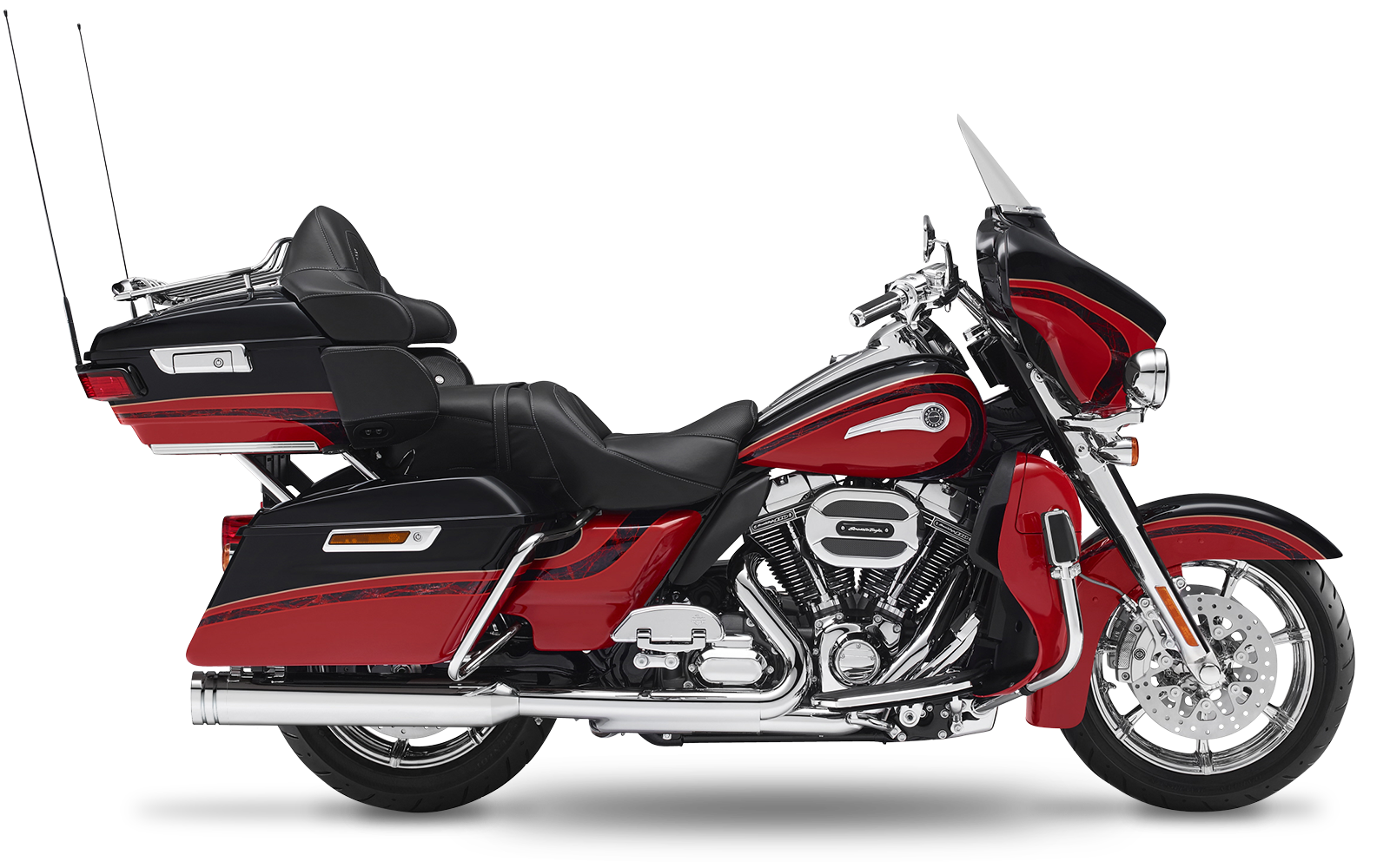 CVO - CVO Ultra Limited - TC110 - 2014-2016 - Endtöpfe