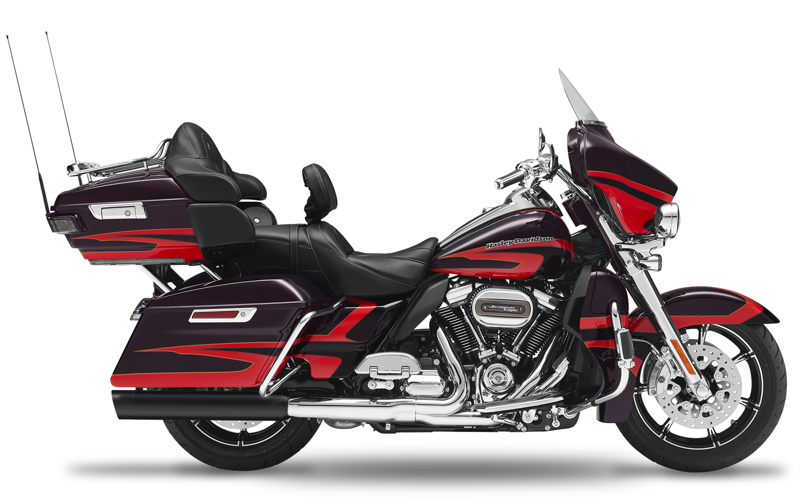 Touring - Electra Glide Ultra Limited Low - ME114 - 2019 - Slipons