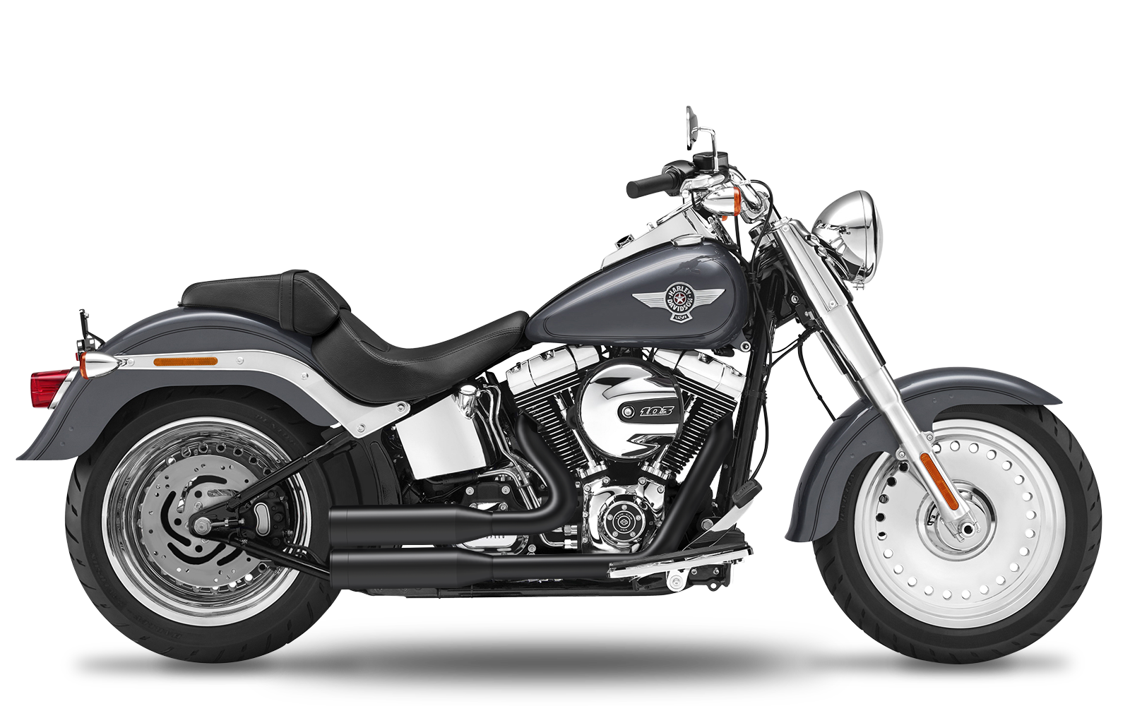 Softail - Fat Boy - TC96 - 2007-2011 - Complete systems
