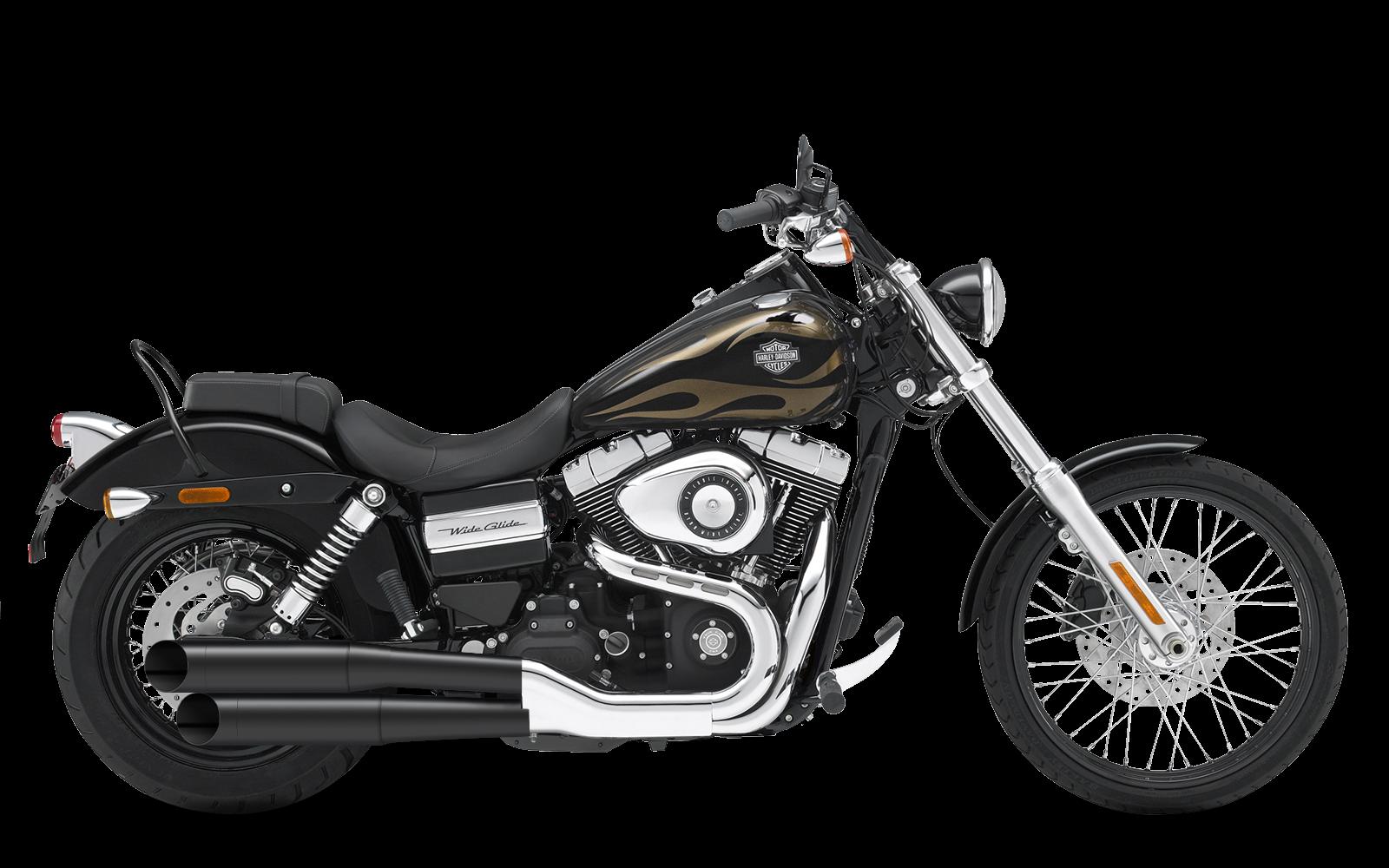 Dyna - Wide Glide - TC103 - 2013-2016 - Slipons