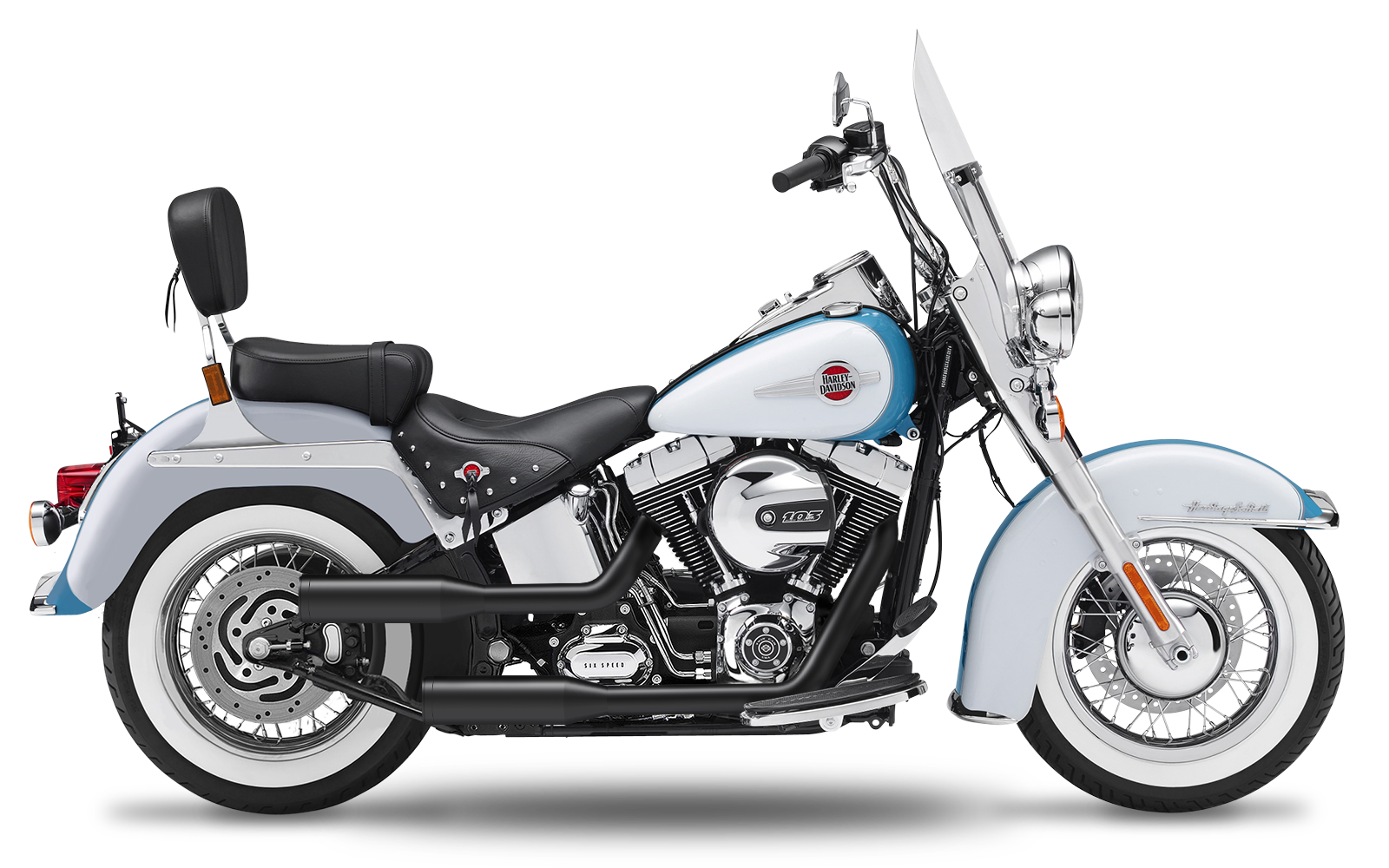 Softail - Heritage Classic - TC88 - 2000-2006 - Complete systems adjustable