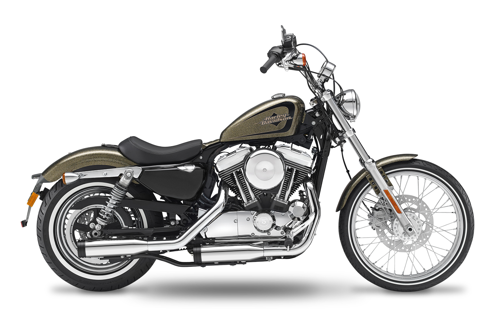 Sportster - Seventy-Two - XL - 2014-2016 - Slipons