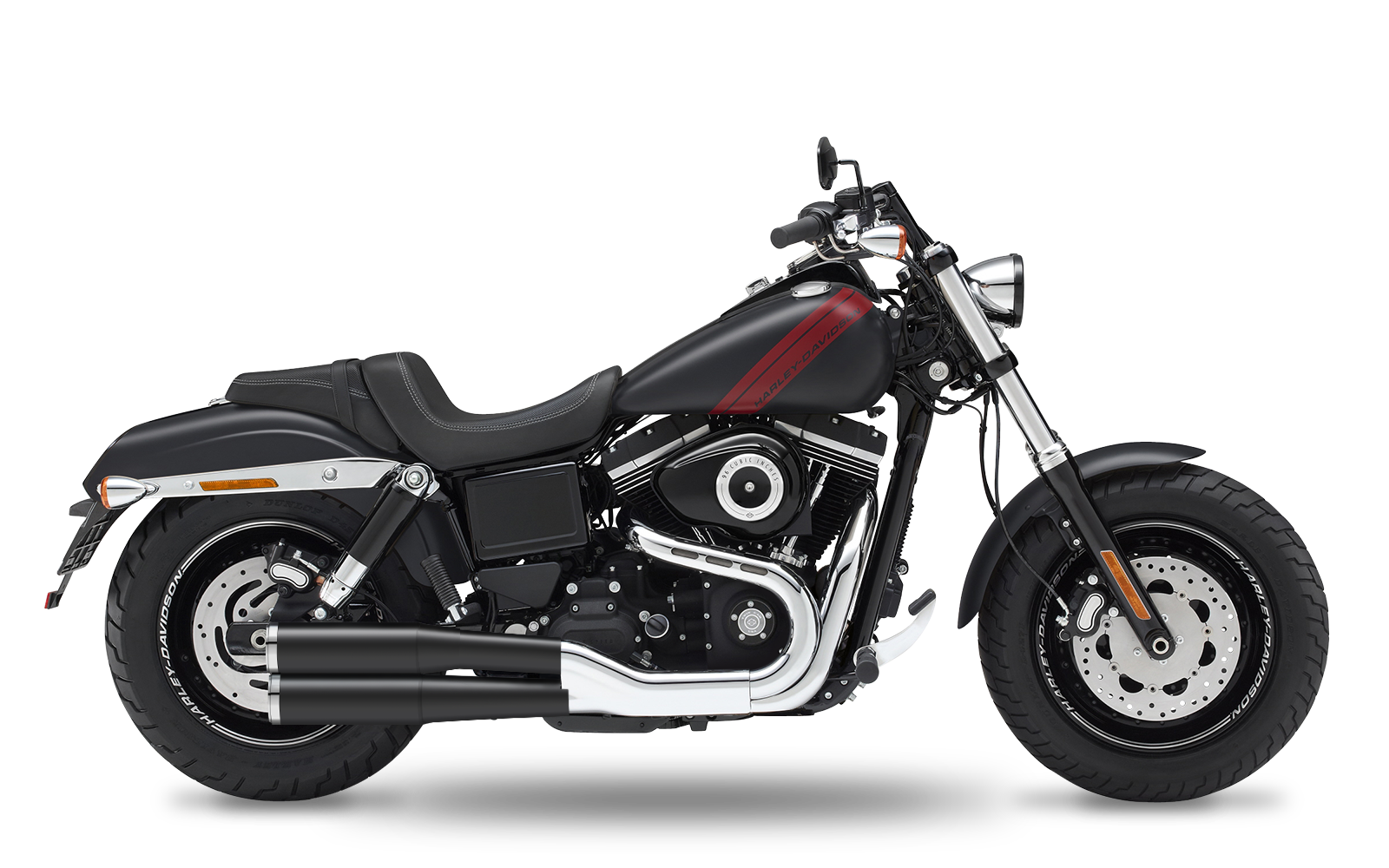 CVO - CVO Fat Bob - TC110 - 2009-2010 - Slipons