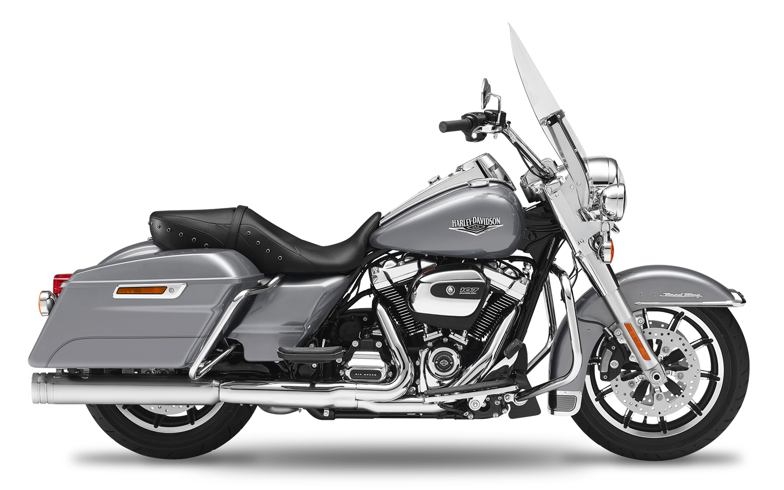 Touring - Electra Glide Ultra Limited - ME107 - 2017-2018 - Slipons