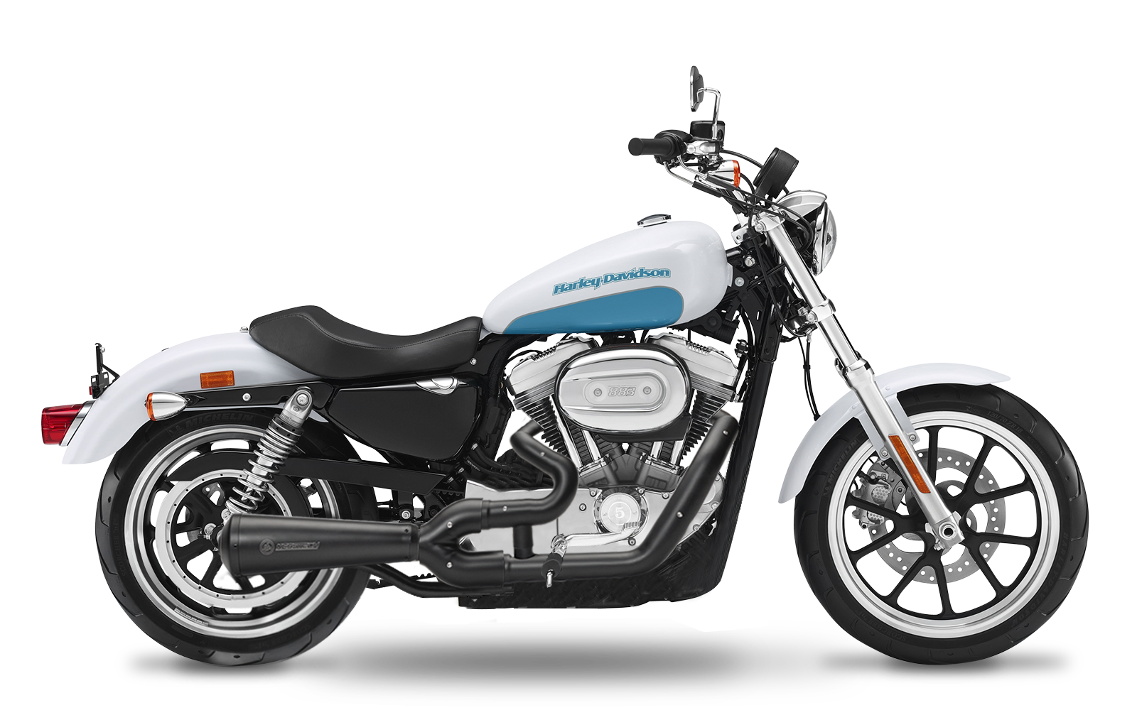 Sportster - Superlow - XL - 2017-2020 - Complete systems non adjustable