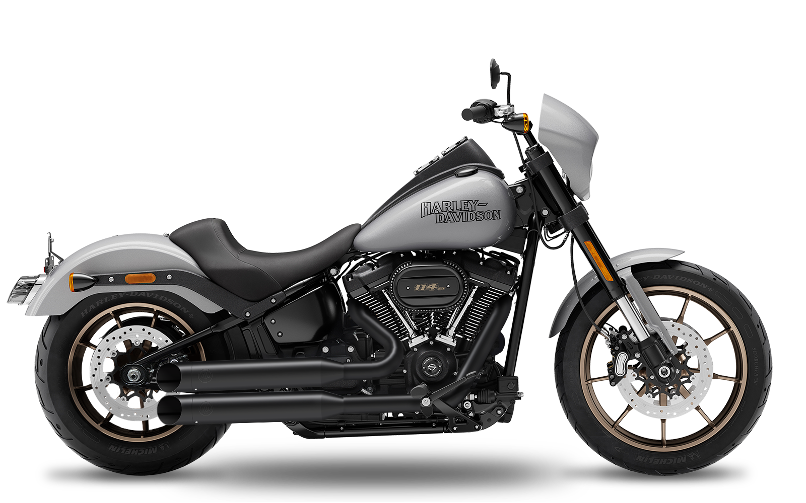 Softail - Low Rider S - ME114 - 2021 - Complete systems