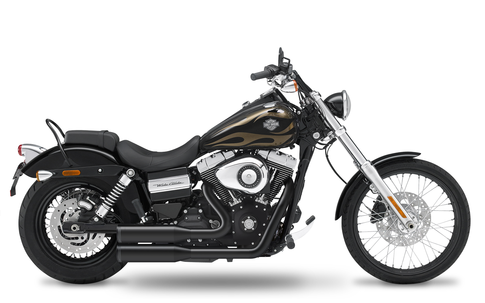 Dyna - Wide Glide - TC103 - 2017 - Complete systems