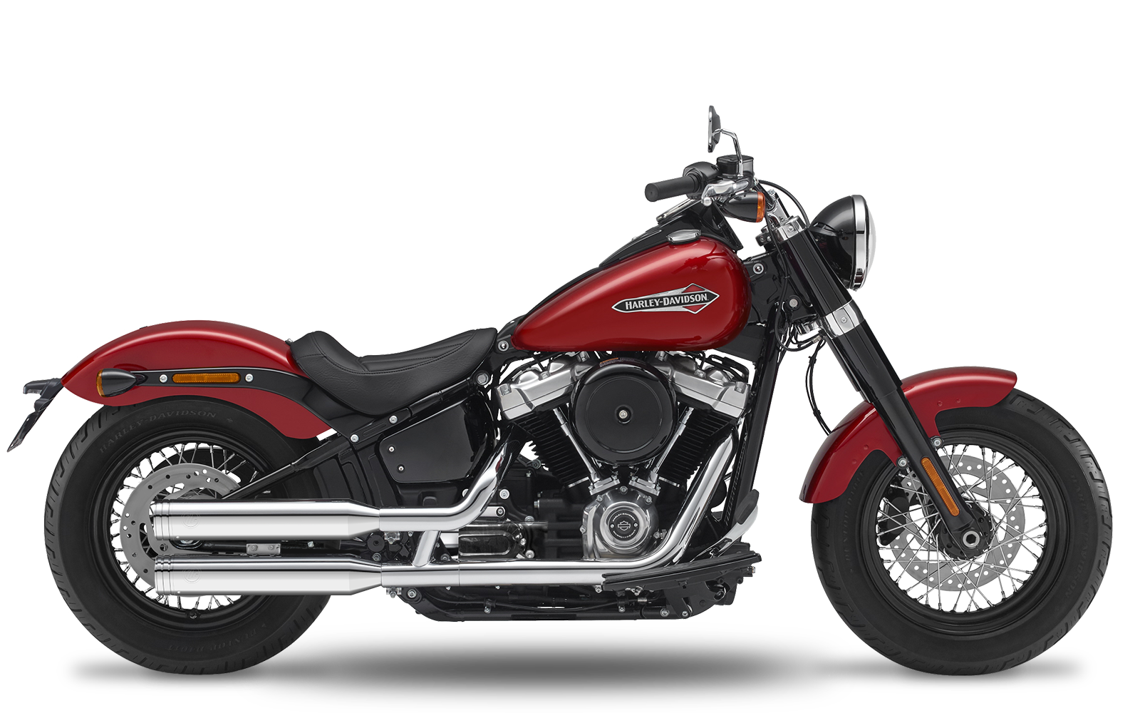 Softail - Low Rider - ME107 - 2018-2020 - Endtöpfe