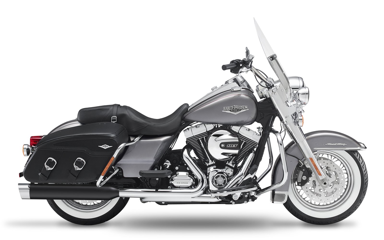 Touring - Road King Custom - TC96 - 2009-2011 - Endtöpfe