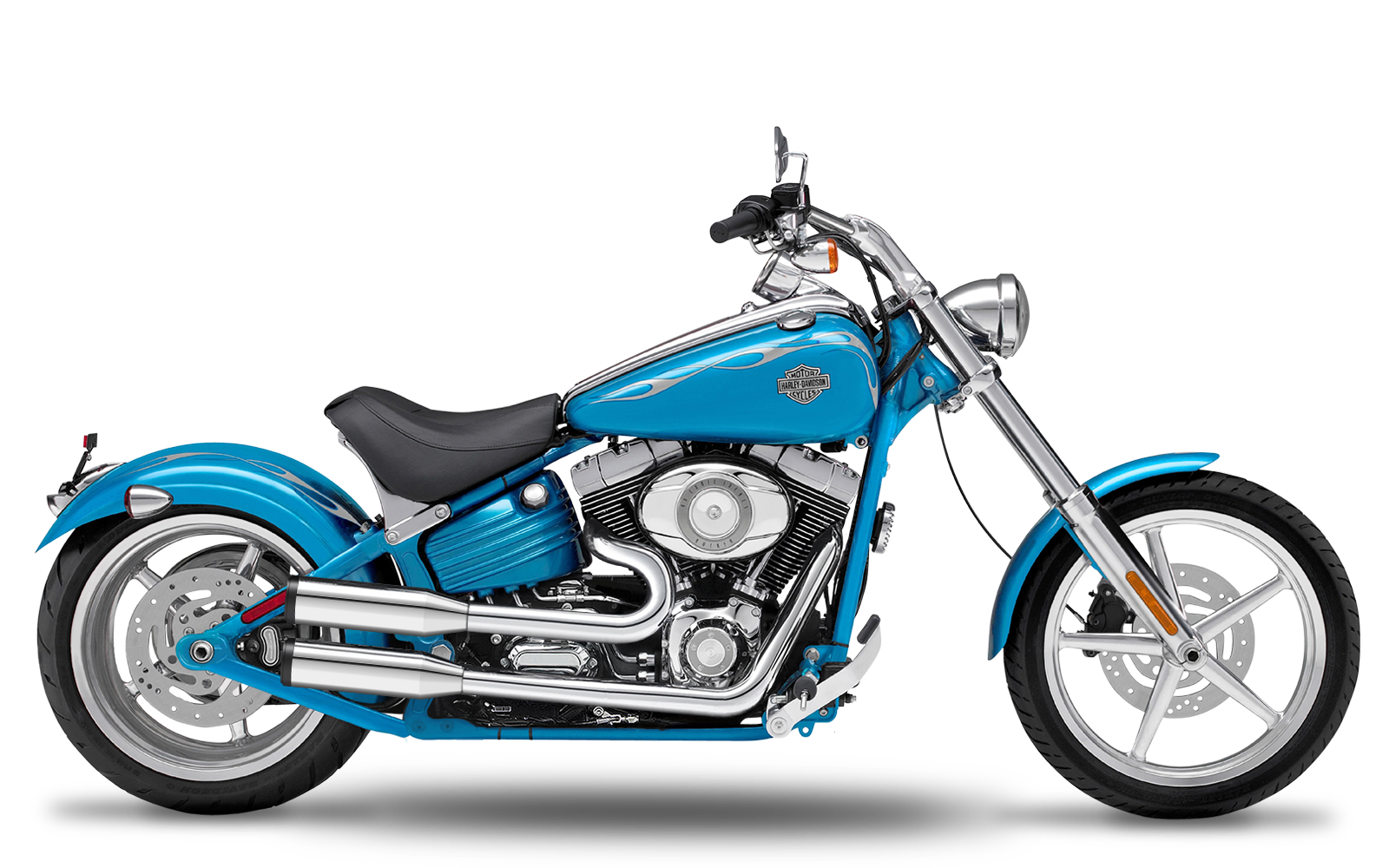 Softail - Rocker - TC96 - 2007-2011 - Complete systems