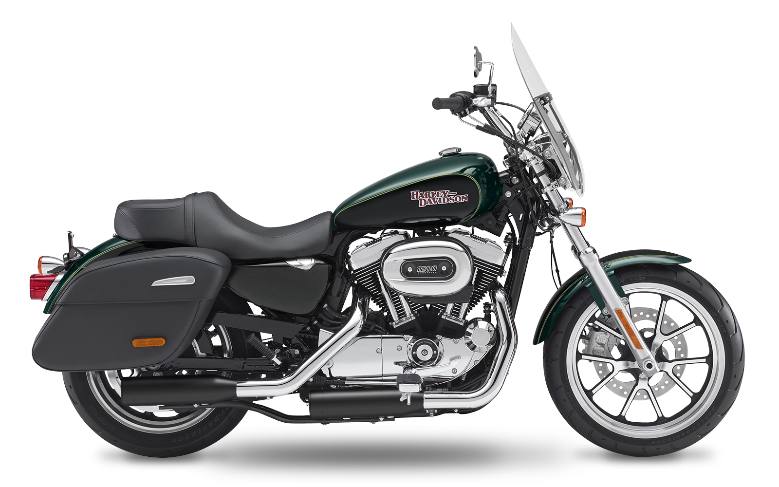 Sportster - Superlow 1200T - XL - 2015-2016 - Slipons