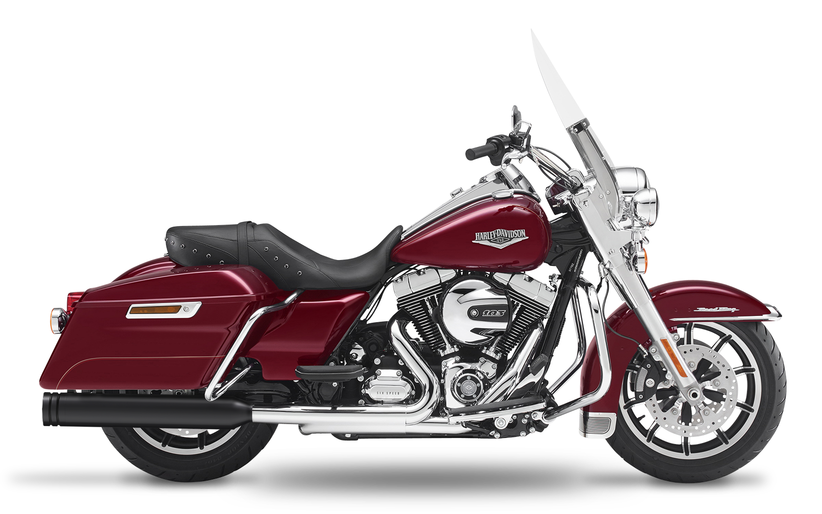 CVO - CVO Road King - TC110 - 2009-2013 - Endtöpfe