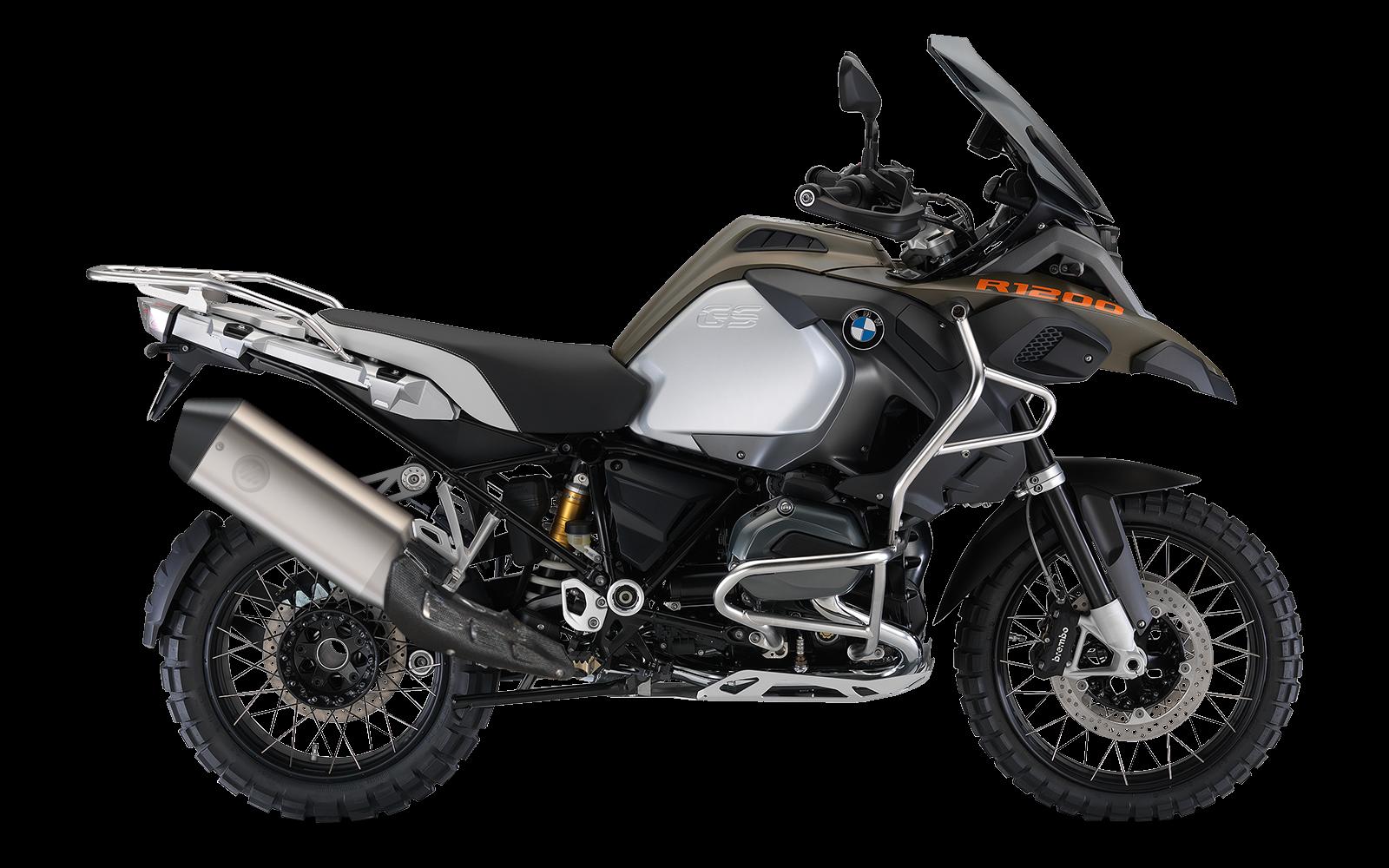 Adventure - R1200GS ADV - 1200 LC - 2017-2018 - Slipons adjustable