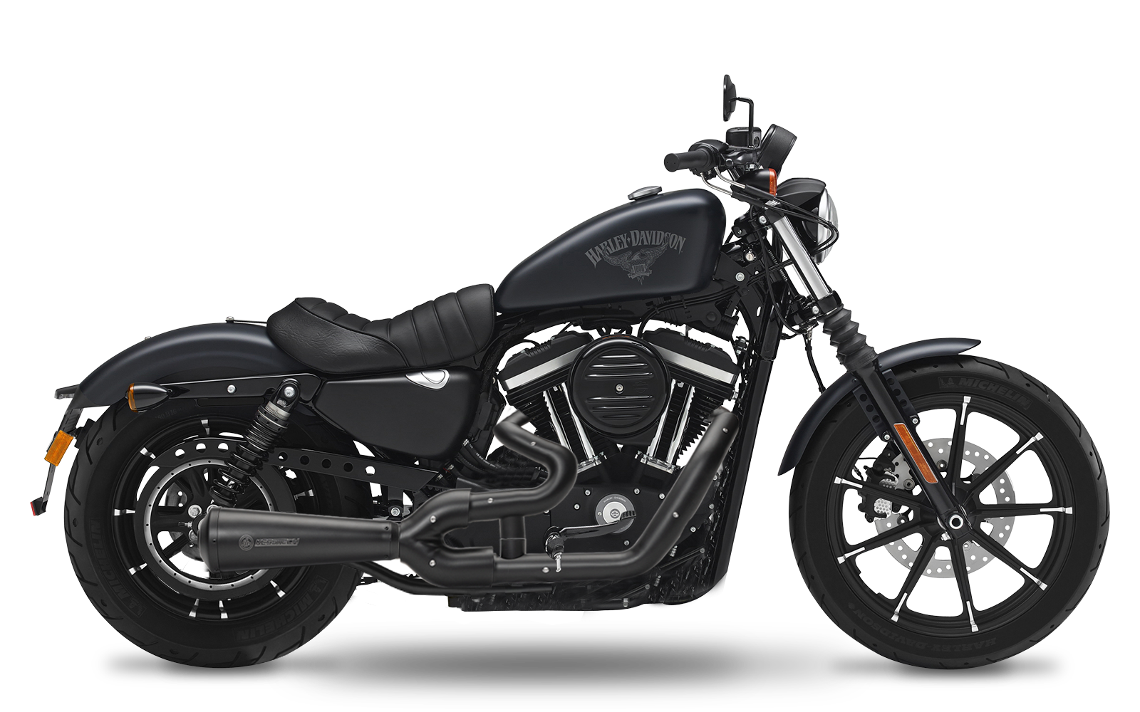 Sportster - Iron 883 - XL - 2017-2020 - Complete systems non adjustable