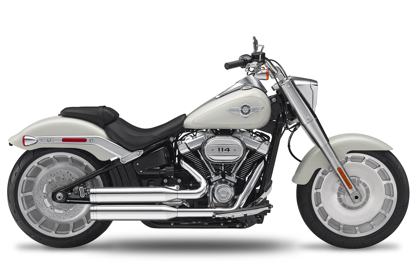 Softail - Fat Boy - ME107 - 2018-2020 - Complete systems adjustable