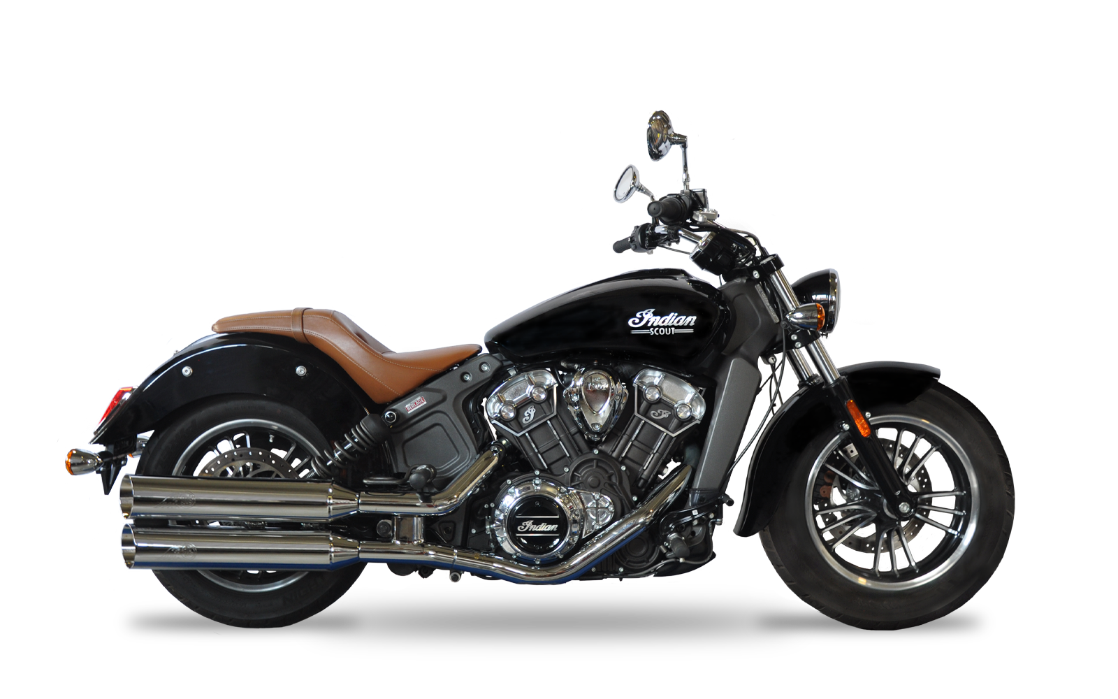 Scout - Indian Scout Bobber - 1133 - 2021 - Slipons