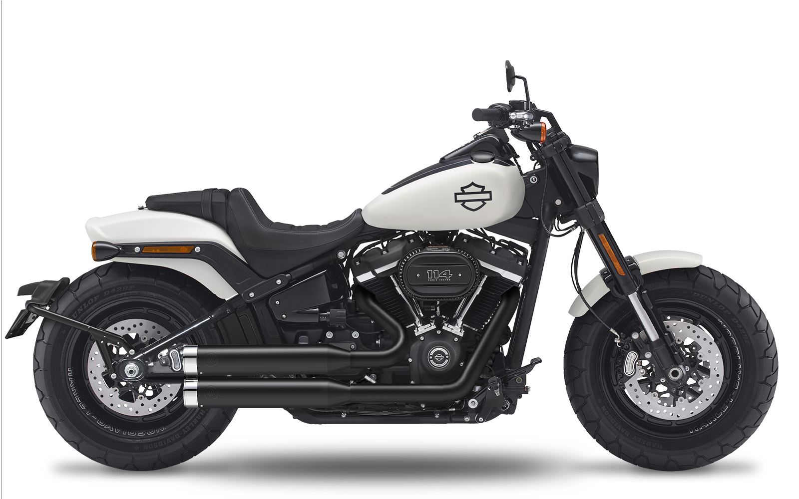 Softail - Fat Bob - ME107 - 2018-2020 - Complete systems
