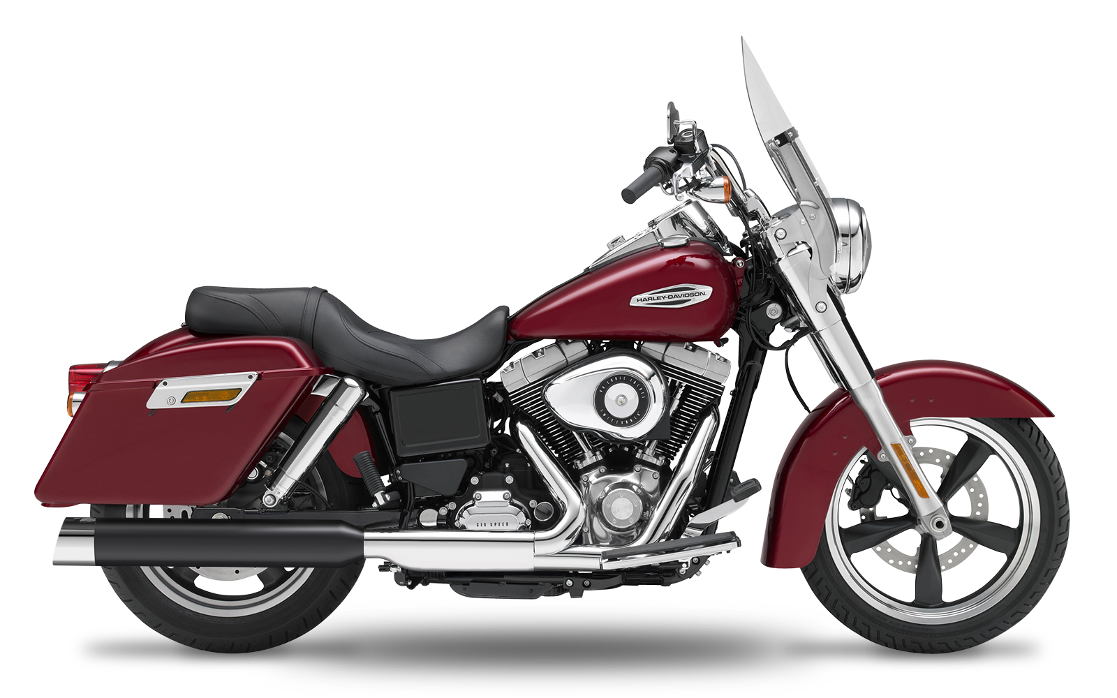 Dyna - Switchback - TC103 - 2012-2016 - Endtöpfe