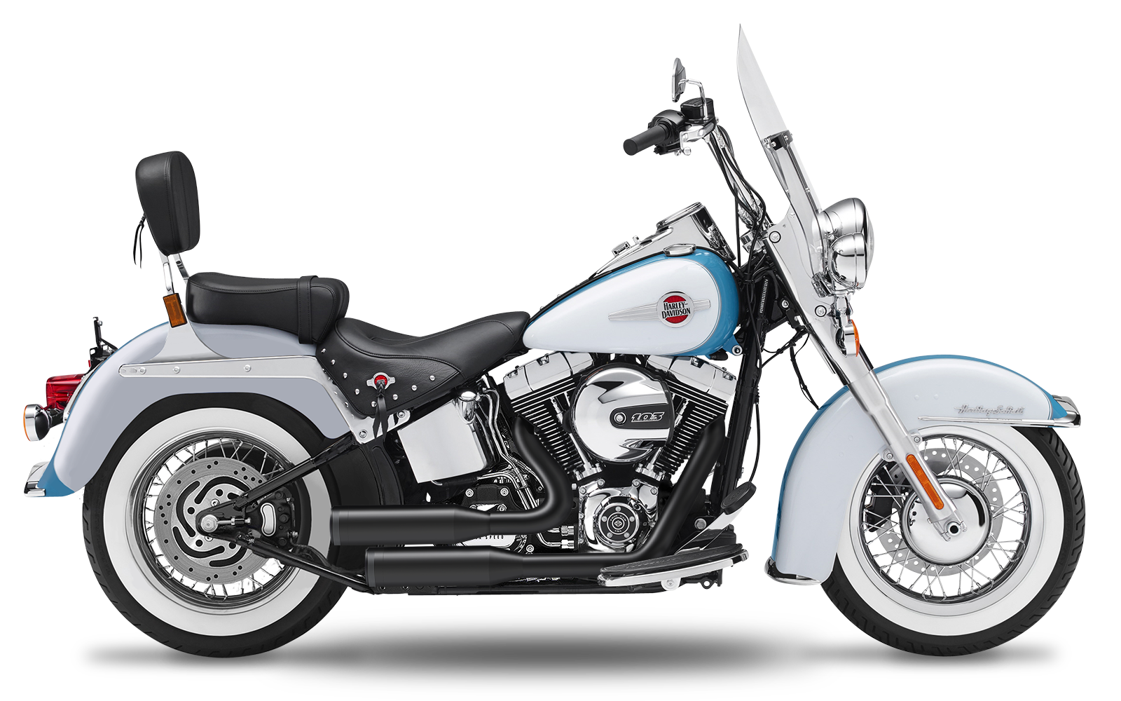 Softail - Heritage Classic - TC103 - 2017 - Complete systems