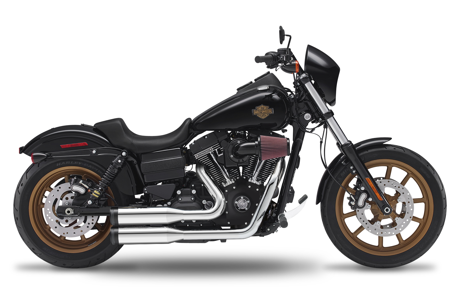 Dyna - Low Rider S - TC110 - 2016-2017 - Complete systems