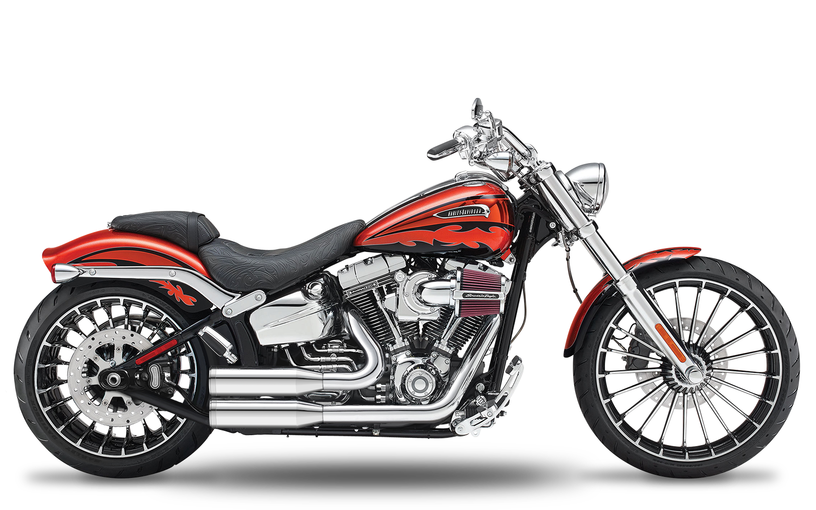 CVO - CVO Pro Street Breakout - TC110 - 2016-2017 - Complete systems