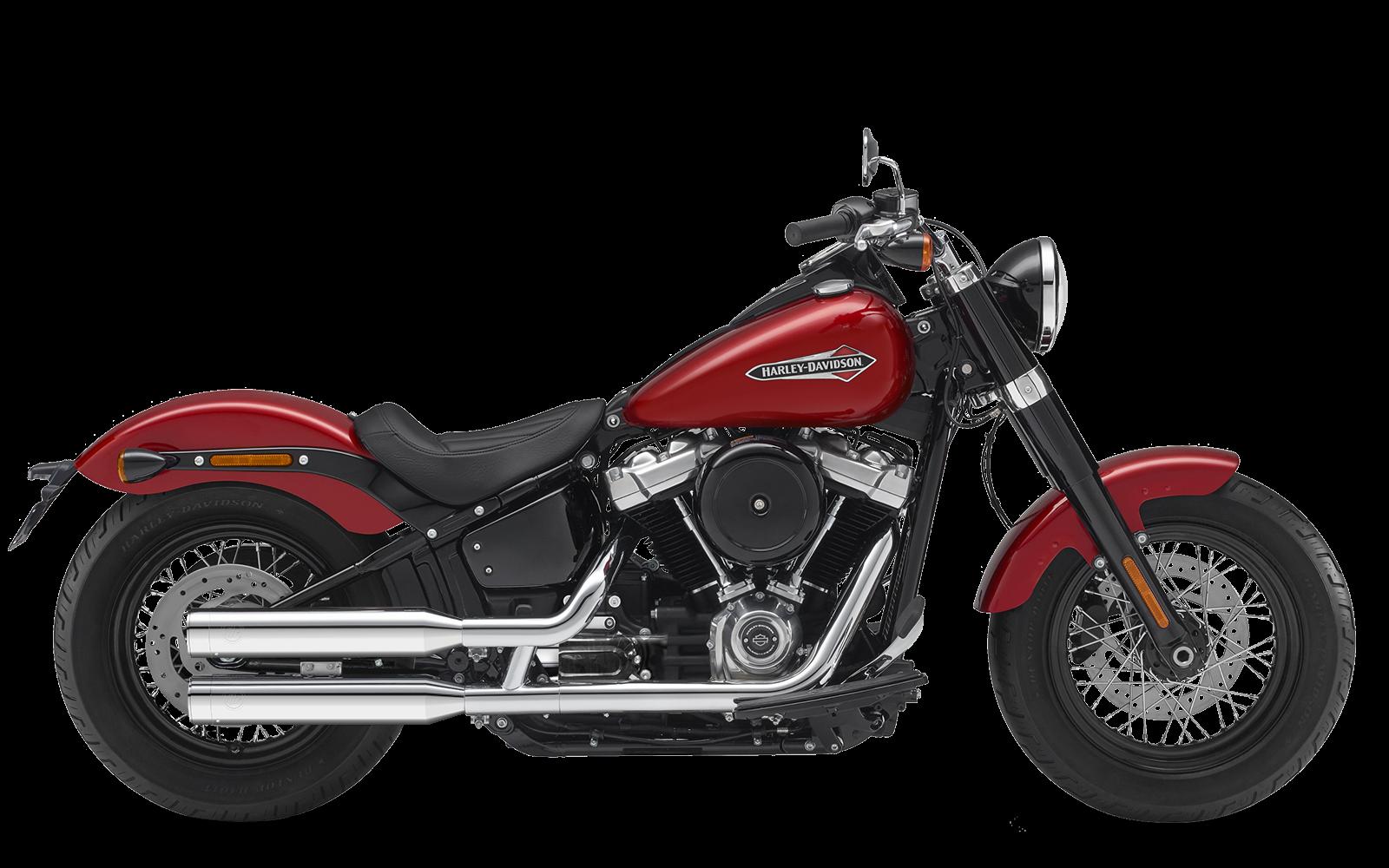 Softail - Low Rider - ME107 - 2018-2020 - Endtöpfe