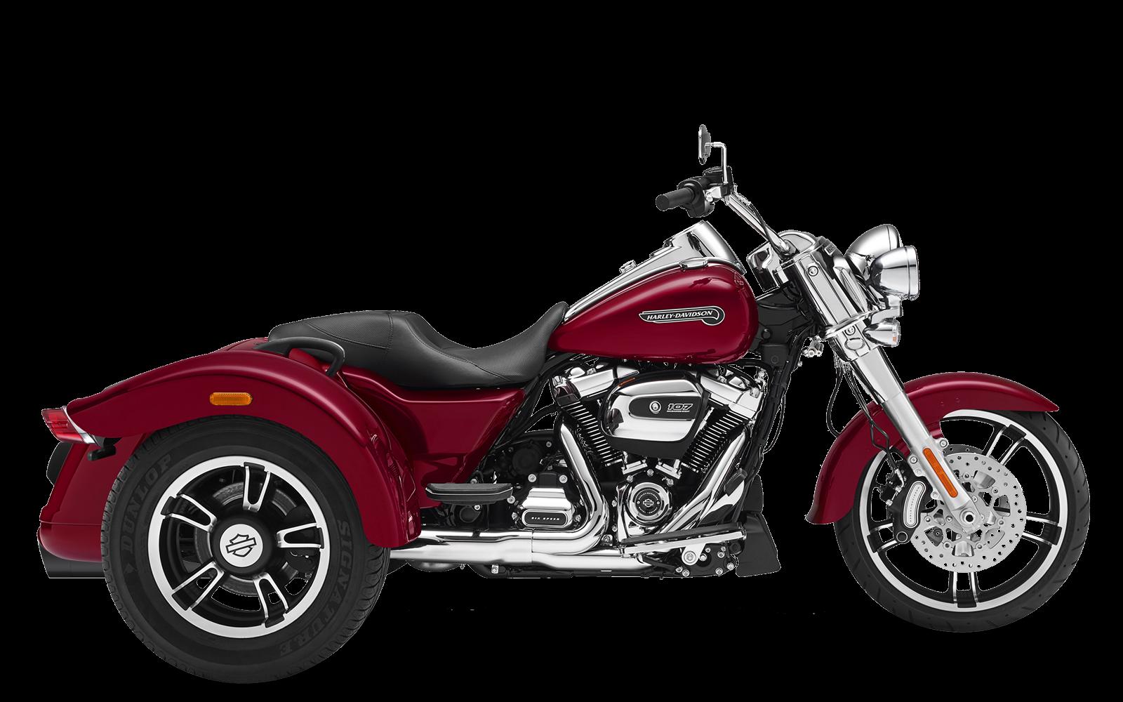 Trike - Freewheeler - ME114 - 2019-2020 - Slipons