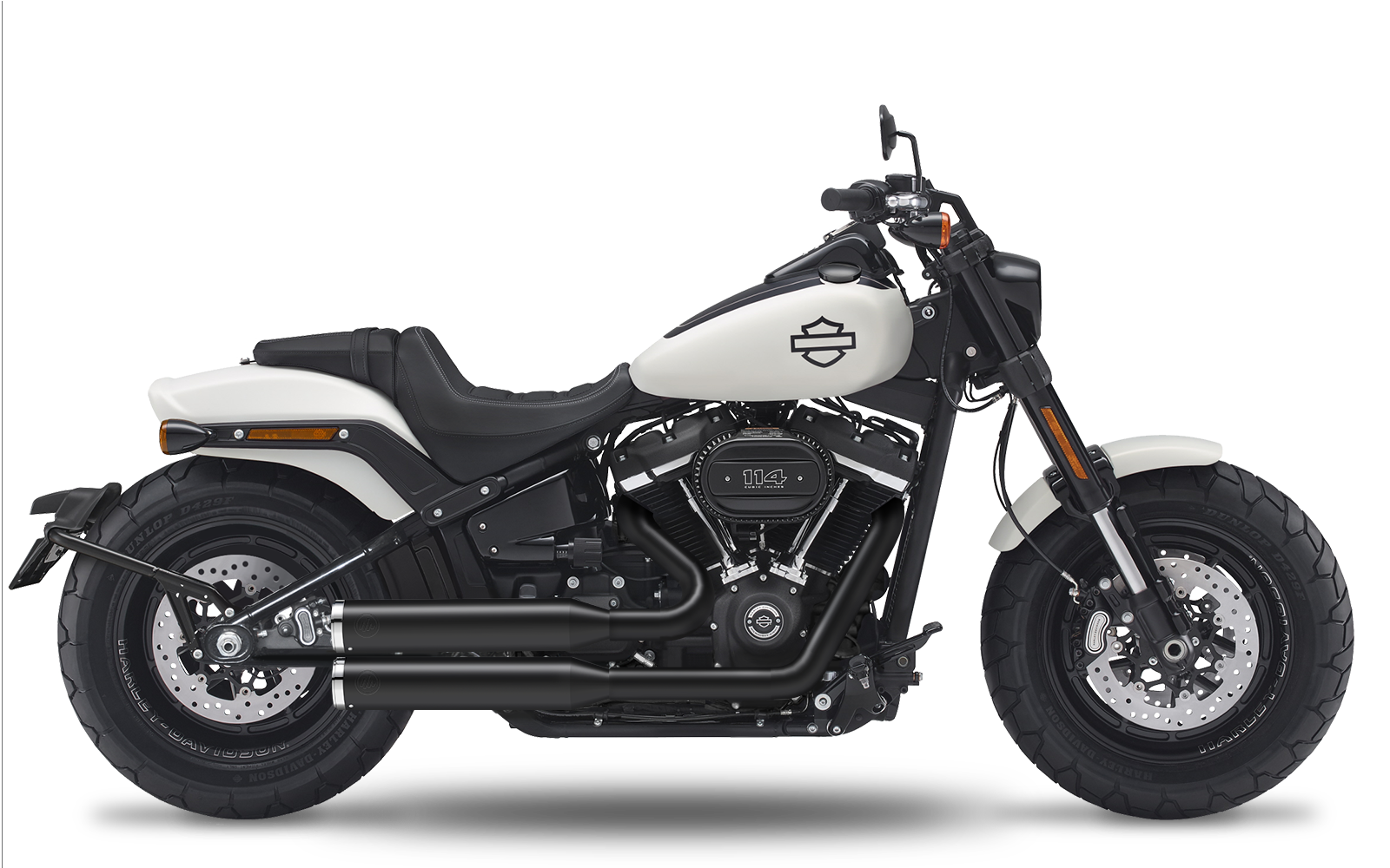 Softail - Fat Bob 114 / S - ME114 - 2021 - Complete systems