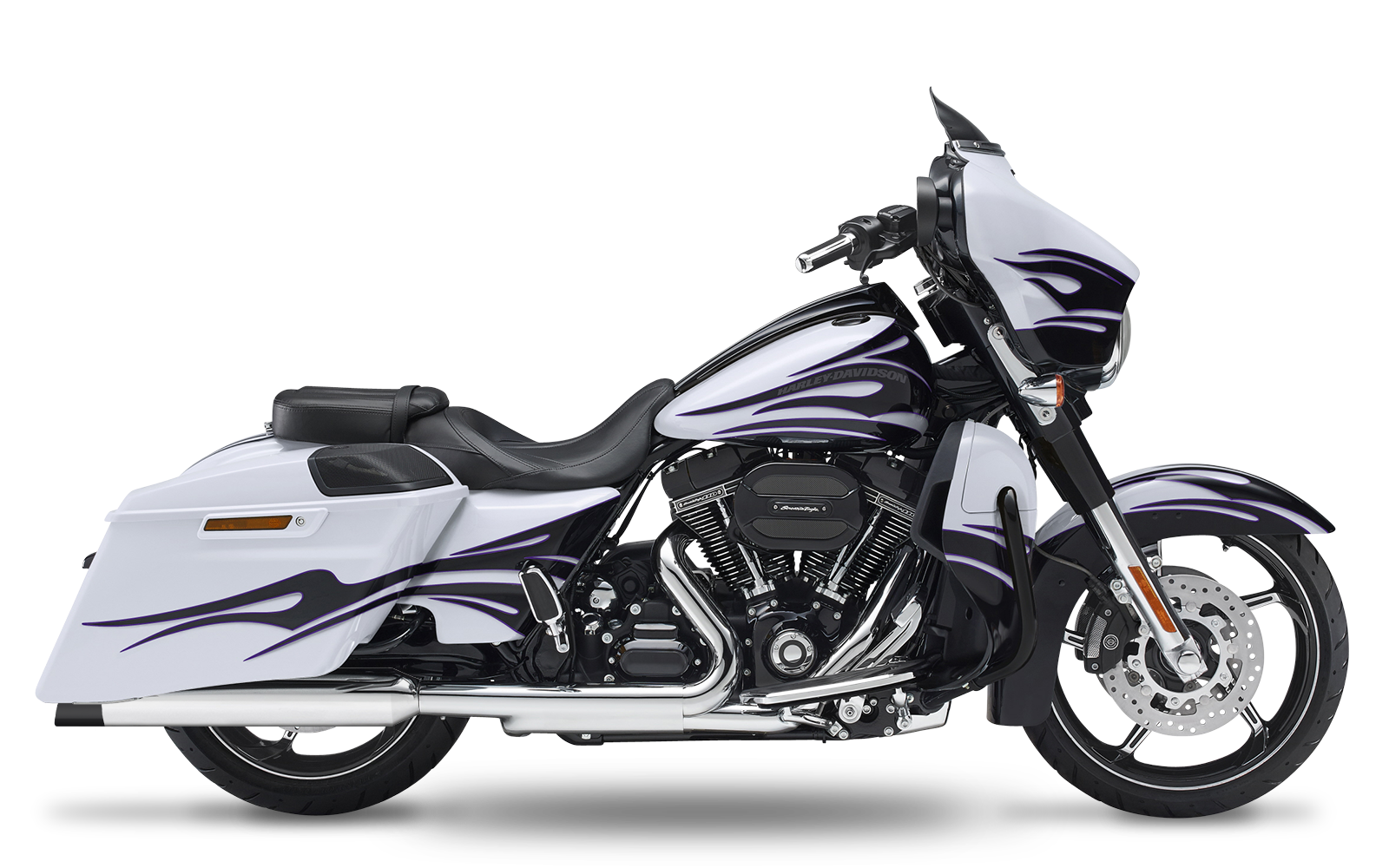 Touring - Road Glide Special - ME107 - 2018 - Slipons