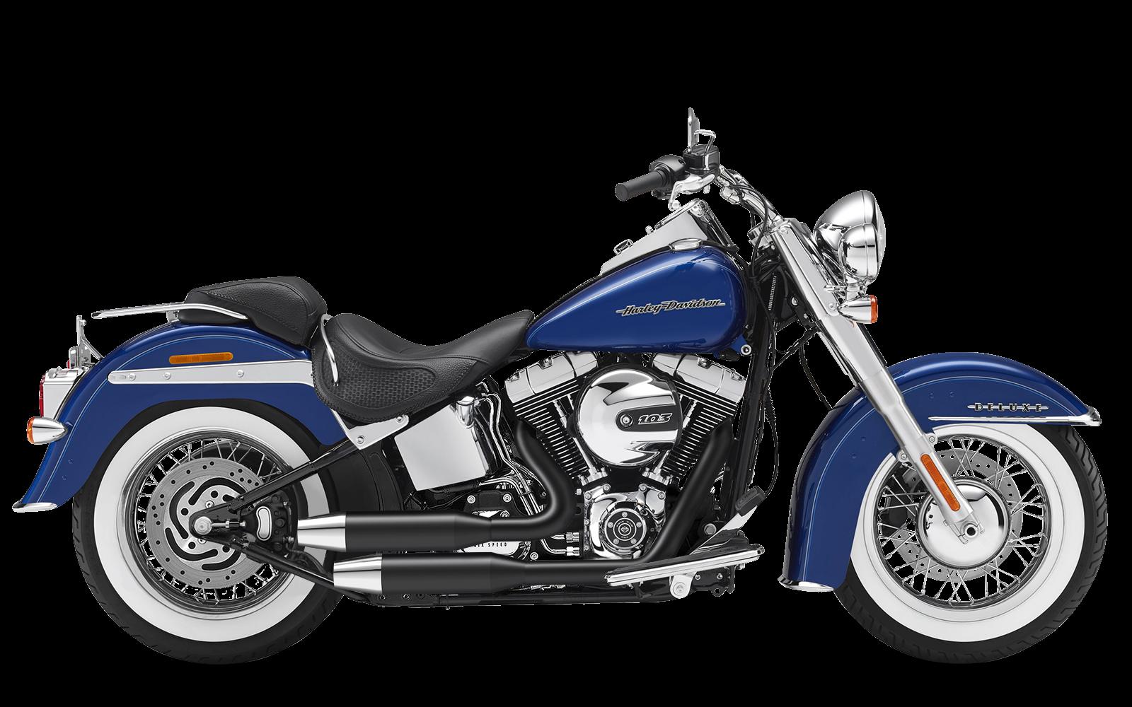 Softail - Deluxe - TC103 - 2012-2016 - Komplettanlage