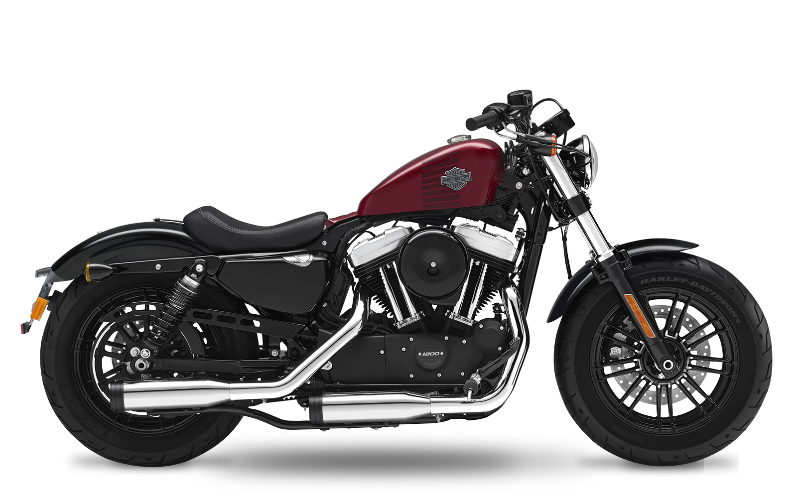Sportster - Forty-Eight Special - XL - 2018-2020 - Slipons adjustable