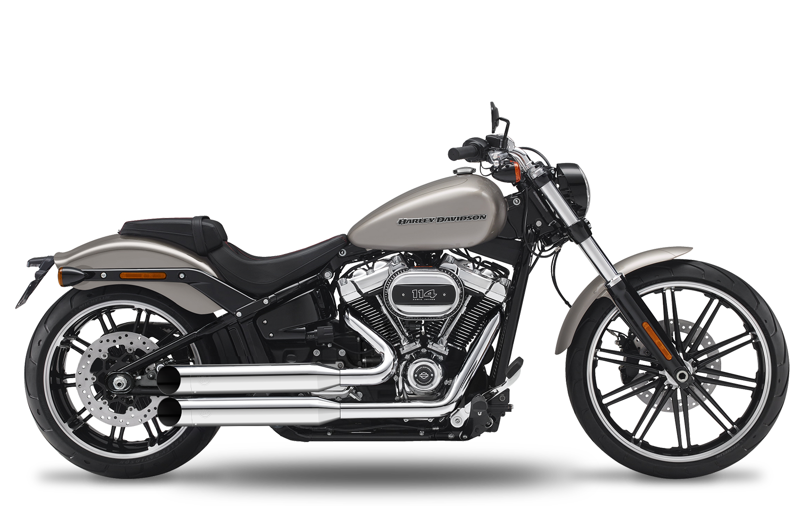 Softail - Breakout 114 / S - ME114 - 2018-2020 - Complete systems