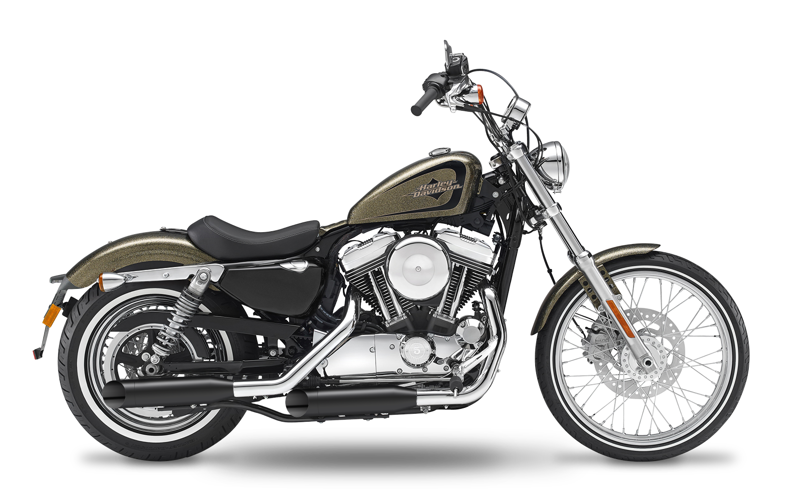 Sportster - Seventy-Two - XL - 2007-2013 - Slipons
